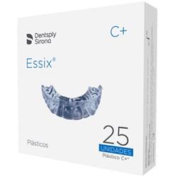 Plastico Essix Clear Aligner C+ 0,40 c/ 25 Dentsply