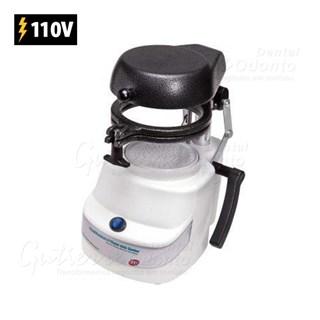 Plastificadora A Vácuo c/ Motor 110v Vh Grátis 5 Placas Essence Dental Vh