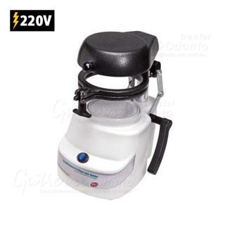 Plastificadora A Vácuo c/ Motor 220v Vh Grátis 5 Placas Essence Dental Vh