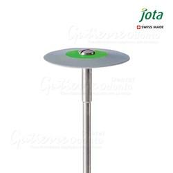 Polidor Diamantado Fino Disco c/  Mandril 9801f Jota