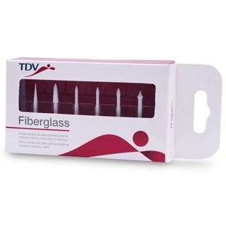 Ponta de Fibra de Vidro Fiberglass Kit c/6 Ref 00.00.02.00.00 - TDV - Val. 10/19