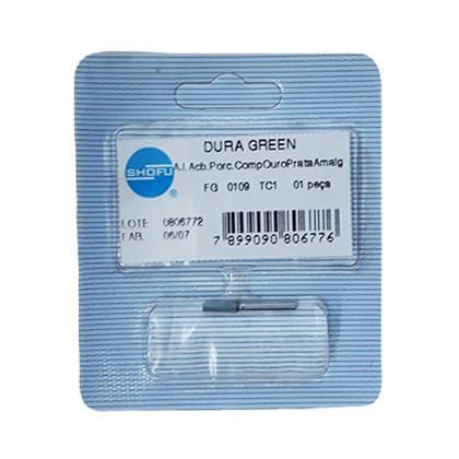 Ponta Dura Green FG Ref. 0109-TC1 - Shofu