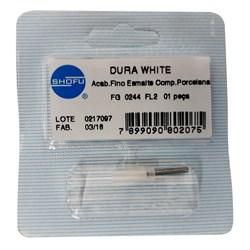 Ponta Dura White FG Ogiva Ref. 0244 - Shofu