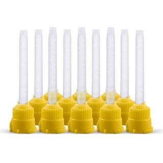 Ponta Misturadora Amarela c/ 12 Unidades - Kulzer