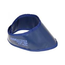 Protetor de Tireoide Azul Marinho Adulto Martins