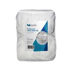 Protetor para Refletor Duplo c/ Elástico 20GR c/50 - Medis