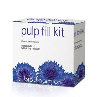 Pulp Fill Kit Liq 10mL + Po 12g Biodinamica