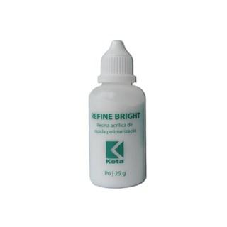 Resina Acrilica Refine Bright Po 25g A2 Kota