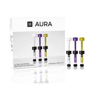 Resina Aura Kit Intro Master Com 12 Seringas Sdi