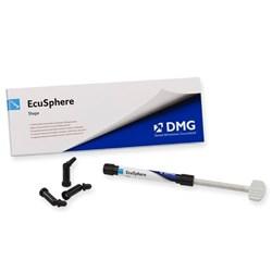 Resina Composta Microh EcuSphere Carat c/ 1 Seringa 4,5g - DMG