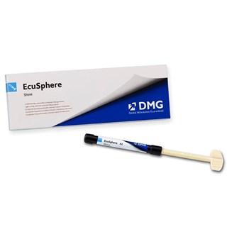 Resina Composta Microh Ecusphere Shine Seringa 4,5g - DMG