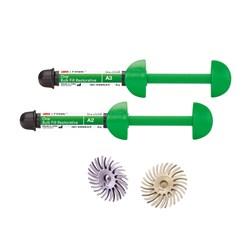Resina Filtek One Bulk Fill Kit c/2 4g + Sof-lex Pop-On Espiral - 3M