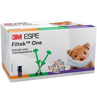 Resina Filtek One Bulk Fill Kit Kids - 3M<br /> <br />