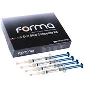 Resina Forma Kit Promocional c/ 5 Resinas + Opalescence Gel 10% c/ 4 Seringas - Ultradent