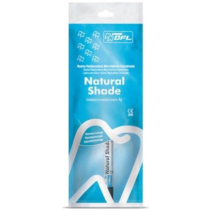 Resina Natural Shade Esmalte 4g - Nova DFL - Val. 09/19
