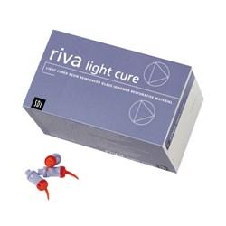 Riva Light Cure Ionomero de Vidro A1 c/ 50 Capsulas Sdi