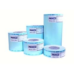Rolo Para Esterilização Pack GC - 25cm x 100M