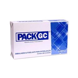 Rolo Para Esterilização Pack GC - 8cm x 100M