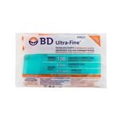 Seringa para aplicação de toxina Botulínica - 30G - 8 x 0,3mm