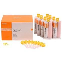 Silicone de Adição Honigum Light AM 8x50ml + 50 Tips - DMG