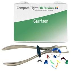 Sistema de Matriz Seccional Composi-Tight Fusão 3D - Garrison Y