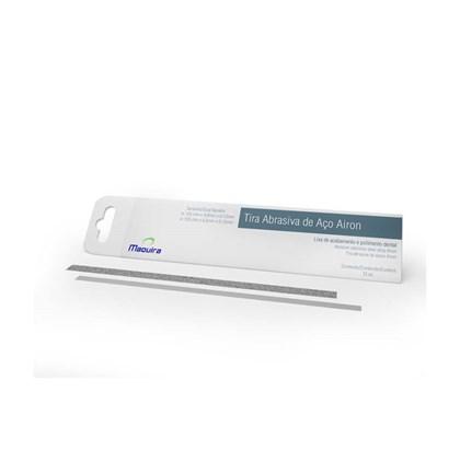 8f16f21ae Tira de Lixa Aco Acabamento de Amalgama 4mm Maquira - Dental ...