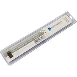 Tira de Lixa Aço Acabamento de Amalgama 4mm - Microdont