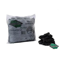 Touca Sanfonada Black c/100 Protdesc