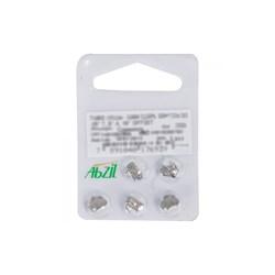Tubo p/  Colagem Roth Simples U6l(26) Slot 022 c/ 5 Abzil