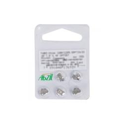 Tubo p/  Soldagem Mbt Simples U6l(26) Slot 022 c/ 5 Abzil