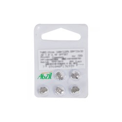 Tubo p/  Soldagem Roth Simples L7r(47) Slot 022 c/ 5 Abzil