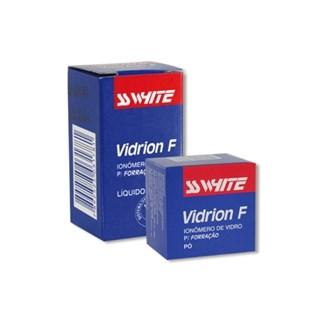 Vidrion F Kit Po+Liq Sswhite